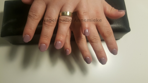 Crystal Nails gel plus Pink Gellac